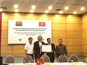 Le Conseil d'affaires Vietnam-Biélorussie voit le jour