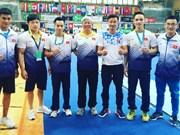 Coupe Challenge de gymnastique artistique : le Vietnam gagne deux médailles d'or