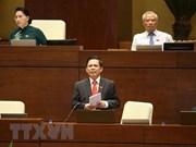 AN: les députés et le minitre témoignent de leur responsabilité face aux questions brûlantes