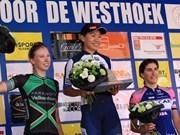 Cyclisme: Nguyen Thi That remporte la course cycliste en Belgique