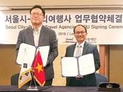 Saigontourist et Séoul coopèrent dans le développement du tourisme