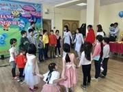 Ouverture d'une classe de langue vietnamienne à Ekaterinbourg (Russie)