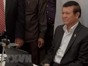 Cambodge : la demande de libération sous caution de Kem Sokha rejetée