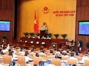 Adoption de deux résolutions sur le budget d'Etat et le programme de supervision de l'AN
