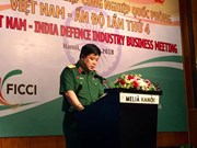 Industrie de la défense : La 4e rencontre des entreprises Vietnam-Inde