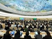 Ouverture de la 38ème session du Conseil des droits de l'homme de l'ONU