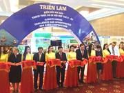"""Exposition """"Changement climatique: défis et opportunités pour la coopération au sein de l'ASEM"""""""