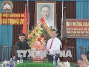 An Giang : célébration des 79 ans de l'Eglise bouddhique Hoa Hao