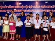 Célébration de la Fête nationale des Etats-Unis à Ho Chi Minh-Ville