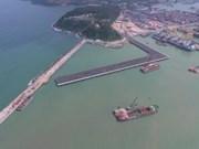 Le port de Da Nang a déchargé une quantité record de marchandises en juin