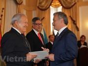 Le président du Salvador apprécie la coopération multiforme avec le Vietnam