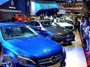 Hausse du nombre de voitures assemblées au Vietnam au premier semestre