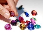 Bond des exportations de pierres et métaux précieux