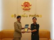 Vietnam et Pakistan intensifient leur coopération dans la défense