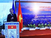 La Fête nationale française célébrée à Hô Chi Minh-Ville