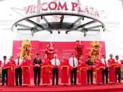 Inauguration du premier centre commercial de Vincom à Son La