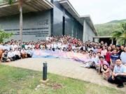 Rencontres du Vietnam 2018 : Ouverture de l'école d'été en sciences à Quy Nhon