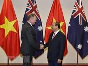 Dynamiser la coopération Vietnam - Australie
