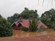 Effondrement d'un barrage au Laos : un groupe sud-coréen octroie dix millions de dollars