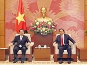 Renforcer la coopération législative Vietnam-Japon