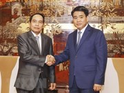 Laos et Hanoï partagent des expériences en matière d'inspection et de lutte contre la corruption