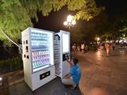 Environ 1.000 distributeurs automatiques installés à Hanoï