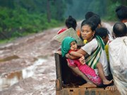 Effondrement d'un barrage au Laos : le ministère vietnamien de la Défense débloque 50.000 dollars