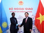 Intensification de la coopération Vietnam-Rwanda