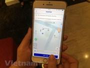 Promotion de l'application vietnamienne de réservation de VTC FastGO
