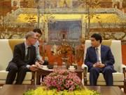Hanoï renforce sa coopération avec l'Allemagne et la France