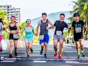 Plus de 7.000 coureurs au marathon international de Da Nang 2018