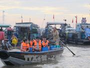 Pour développer efficacement la zone touristique de l'Ouest du delta du Mékong