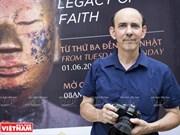 Nicolas Cornet et un itinéraire qui parcourt des pagodes « majeures » du Vietnam