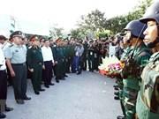 Cinq pays participent au 3ème échange d'amitié frontalière du Vietnam