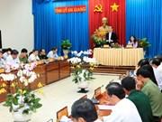 An Giang appelée à mobiliser ses forces pour un développement rapide et durable