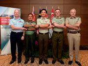 Conférence des ministres de la défense des pays des FPDA
