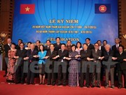 Célébration du 20e anniversaire de l'adhésion du Vietnam à l'ASEAN