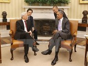 L'ambassadeur des Etats-Unis parle des relations avec le Vietnam