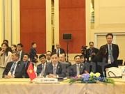Succès des SOM ASEAN et conférences avec les pays partenaires