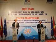 Libre-échange : accord de principe Vietnam-UE