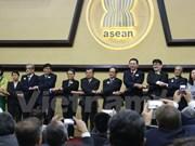 Célébration du 48e anniversaire de la création de l'ASEAN