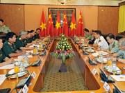 5ème Dialogue sur la stratégie de défense Vietnam-Chine à Hanoi