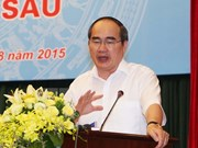 La 6e réunion de l'Union des femmes vietnamiennes