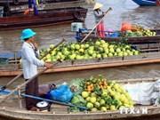 Commerce : le delta du Mékong vise le marché russe