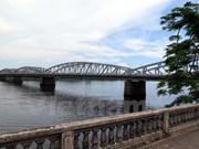 Planification des deux rives du fleuve Huong