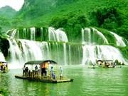 La cascade de Ban Gioc