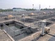 Approbation d'un projet de gestion des eaux usées
