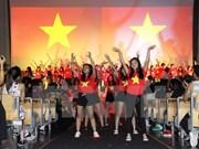 Colonie des jeunes Vietnamiens en Europe