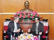 Le Vietnam encourage les religions à participer aux activités sociales