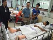 Attentat à Bangkok: un Vietnamien parmi les victimes